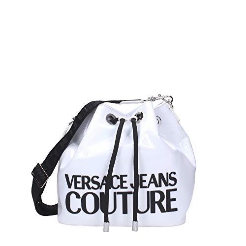 Versace jeans E1VVBBM571412003 Rucksack Zubehör White Pz.