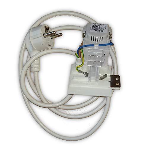 BSD Filtro ANTIPARASITARIO DE Lavadora + Cable 3 * 1.0mm2 1.5m INDESIT