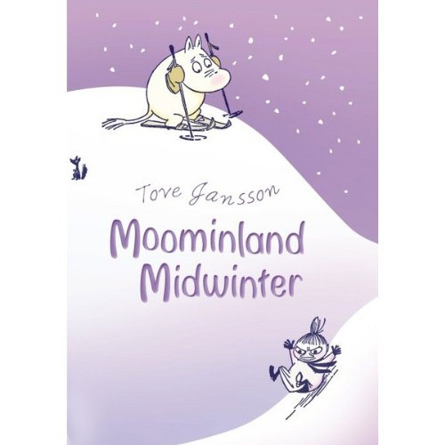 Moominland Midwinter audiobook cover art