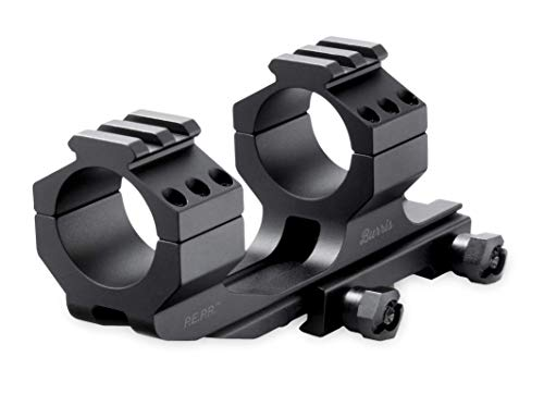 """Burris Optics 410342, 410343, 410344 P.E.P.R. Riflescope Mount, Ideal Mounting Solution, Featuring Picatinny Ring Tops, Black , 1"""""""