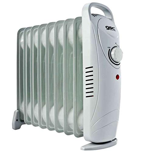 GSC Evolution - Mini-radiador aceite 9 elementos 900 w