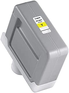 Canon PFI306Y Ink Tank, Yellow Ink