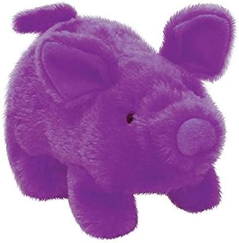 diseño simple y generoso Westminster Toys Mr Bacon Walking Pig w  Sound Sound Sound - púrpura  más vendido