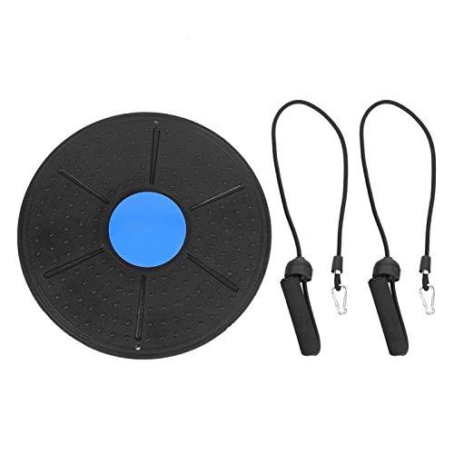 Trainingsgeräte Disc Taillenschneider, Trainingsbrett, Trainingsgeräte Ab Board für Fitness im Fitnessstudio(Blue Drawstring)