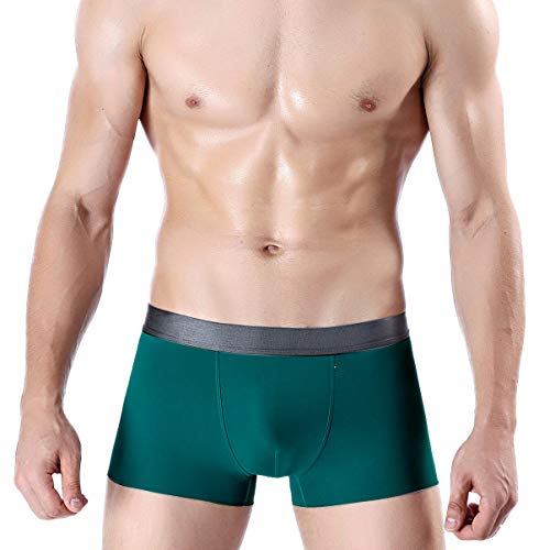 AIEOE Brief Boxer for Men Seamless Underpants Gift for Boyfriend Husband