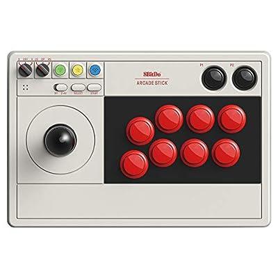 8Bitdo Arcade Stick for Nintendo Switch & Windows - Nintendo Switch by 8Bitdo