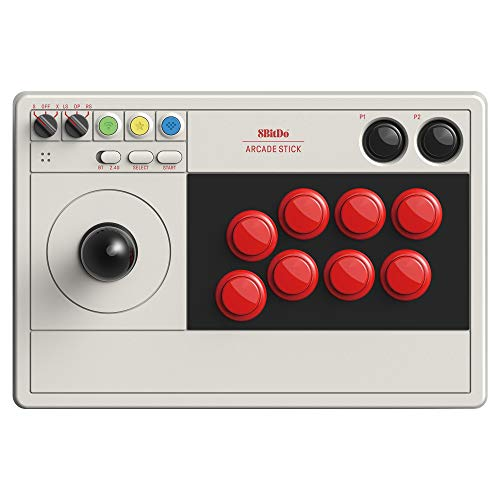 8Bitdo Arcade Stick for Nintendo Switch & Windows - Nintendo Switch )