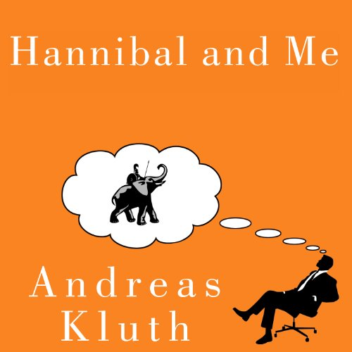 Hannibal and Me audiobook cover art