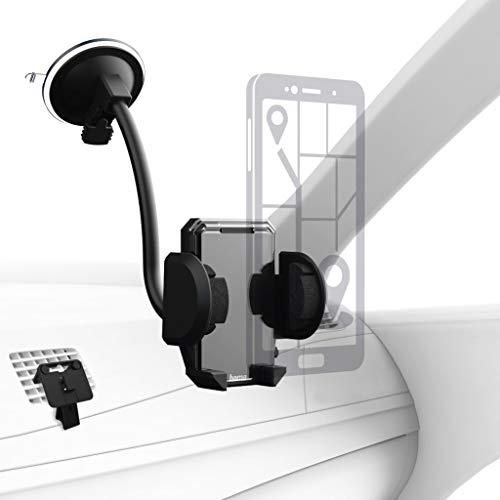 Hama Universal-Halterung für Smartphone, App, Breite von 4 bis 11 cm