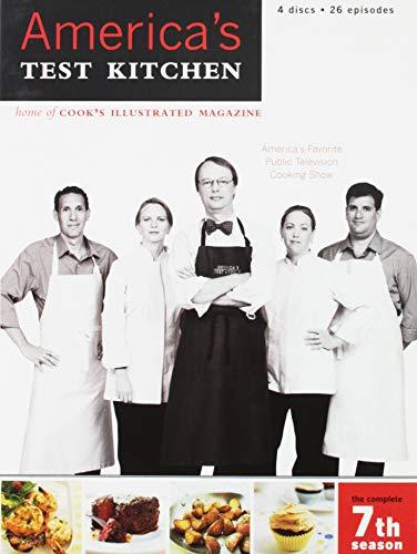 America\'s Test Kitchen: The Complete 7th Season