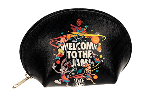 """Ovaal etui""""Welcome to the Jam Space Jam Looney Tunes"""""""