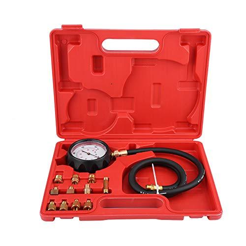 Transmissiemanometer, motoroliedruktester TU-11A automatische transmissie motorolie Fuel Pressure Tester Gauge Kit 500 Psi