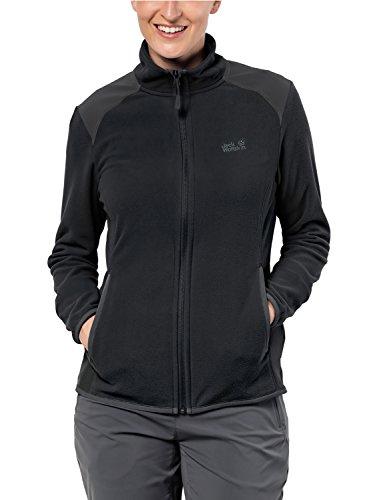 Jack Wolfskin Womens/Ladies Performance Flex Softshell Fleece Jacket