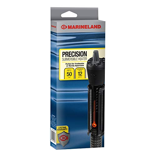 Marineland Precision Heater for Saltwater or Freshwater Aquariums