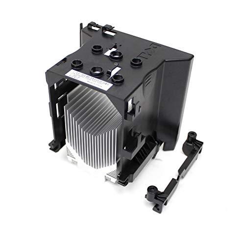 Dell Precision T3400 passiver CPU-Kühler mit Luftführung CN-0W5685#306347