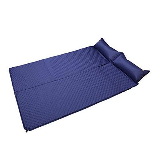 KUN PENG SHOP Rembourrage gonflable pour coussin gonflable pour épaississement portable à l'humidité et au printemps et à l'été A+ (Couleur : #4)