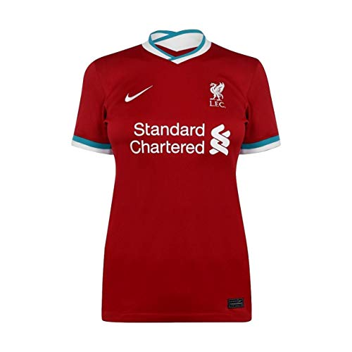 Nike Liverpool FC Home Women's Stadium Soccer Jersey- 2020/21 (WS)