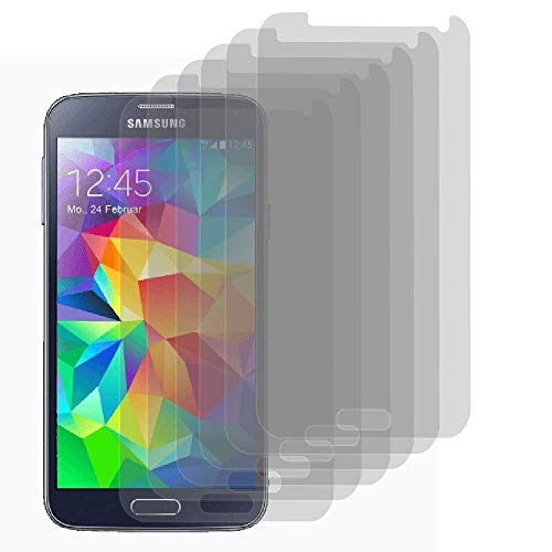 6x Schutzfolie KLAR Samsung Galaxy S3 i9300 GT-i9300 Display Folie Displayfolie