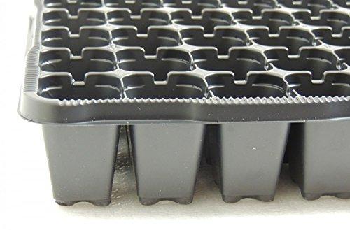 Fuchs seit 1895 5 STK. Anzuchtplatte 3040/54 Pikierplatte Multitopfplatte Topfpalette Kunststoff