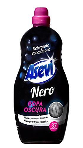 Asevi 23544 Detergente especial para el lavado y protección de prendas negras y de colores oscuros