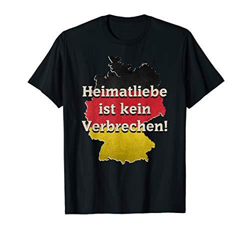 Deutschlands Patrioten | Pro AFD | Heimatliebe | Politik T-Shirt