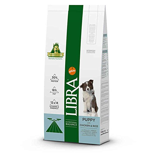 LIBRA Dog Puppy 15Kg (Eip) 🔥