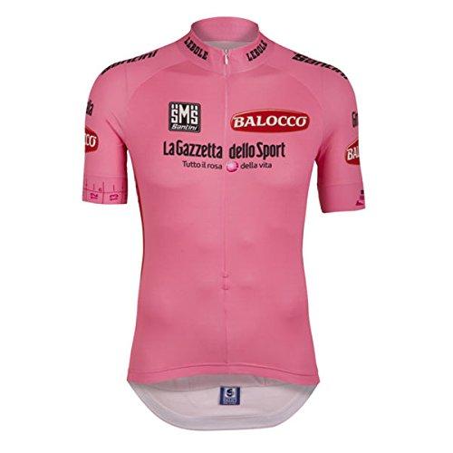 Santini Replica RE942B145GI Maillot de Ciclismo para Niños, color rosa, talla 7...