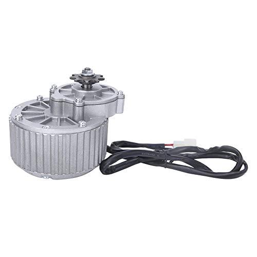 Keenso 450 W 24 V DC Elektrobürstenmotor, Mini-Permanentmotor-Werkzeug für Fahrrad-DIY-Generator