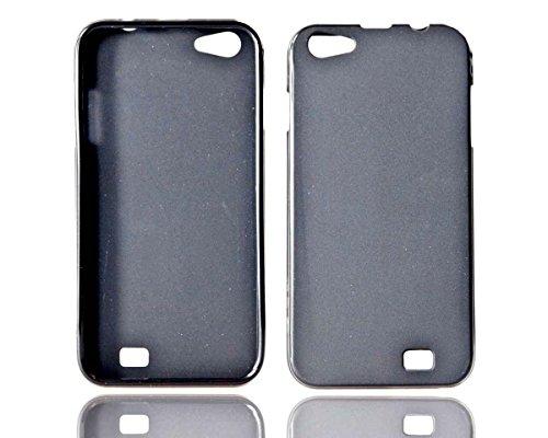 caseroxx TPU-Hülle für Archos 50 Helium Plus, Handy Hülle Tasche (TPU-Hülle in schwarz)