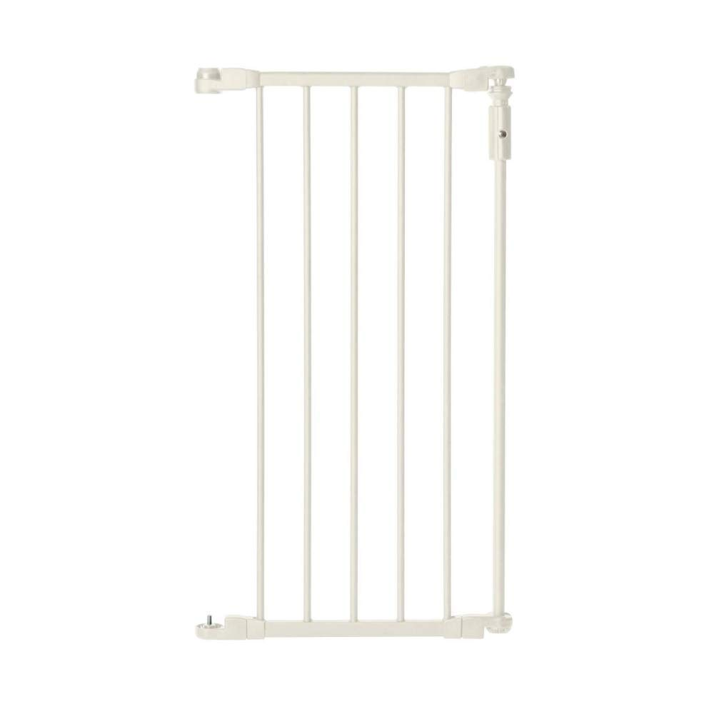 Toddleroo by North States 6 Bar Extension for Deluxe Décor Gate: Adjust your gate to fit your space. Add up to six extensions. No tools required. (Adds 15