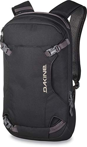 Dakine Erwachsene Heli Pack 12L Packs&bags, Black, One Size
