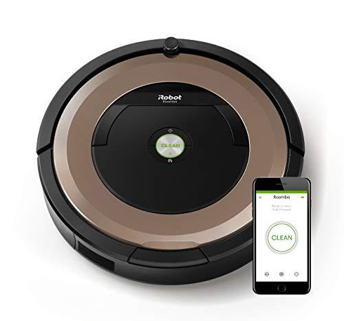 iRobot Roomba 895 - Robot Aspirador Para Mascotas, Succión