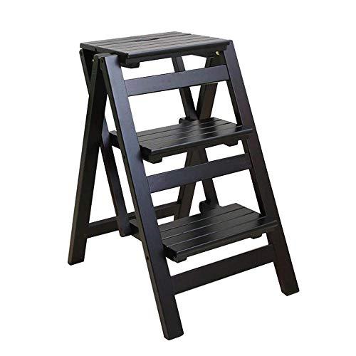 yjll Stap Kruk Vouwen 3 Lagen Trappen Bibliotheek Stappen Ladder Keuken Kantoor