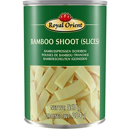 ROYAL ORIENT Bambussprossen Scheiben, 570 g