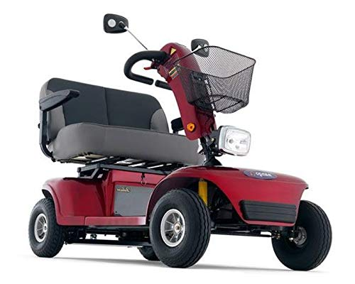 Shoprider Duo Mobility Scooter - Mobilitätsroller - Rot