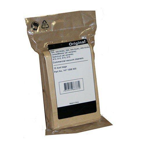 Nilfisk FA980Papier Stand Bag für GU Modelle Staubsaugerbeutel (10Stück)
