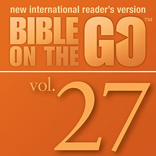 Bible on the Go, Vol. 27: Psalms 93, 1, 23, 37, 101, 119 audiobook cover art