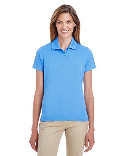 AquaGuard Damen TM36-TT21W-Command Snag-Protection Polo Poloshirt, Sport Light Blue, 3X-Groß