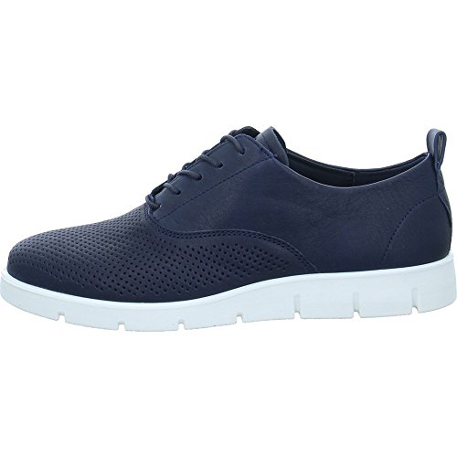 ECCO Damen Bella Derbys, Blau (Night Sky), 39 EU