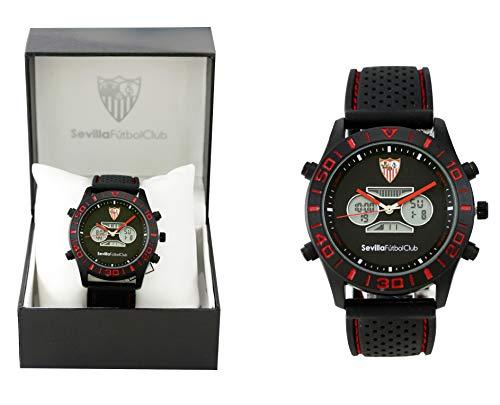 LICENCIAS Reloj Caballero ANALOGICO Digital, Adultos Unisex, Multicolor (Multicolor), Talla Única
