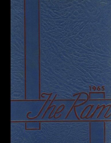 (Reprint) 1965 Yearbook: Bastrop High School, Bastrop, Louisiana