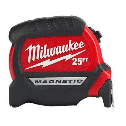 Milwaukee 48-22-0325 Compact Wide Blade Magnetic Tape Measures