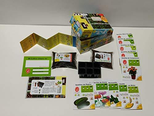 Huerto Urbano Plastico  marca Nutriyote