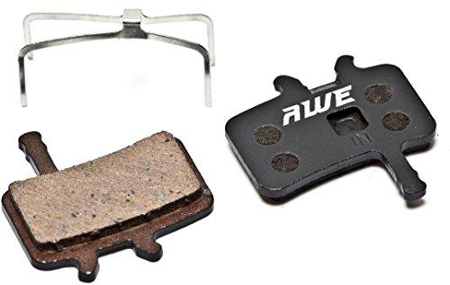 AWE Pastillas de Freno de Disco metálico Semi Compatible with Avid Juicy