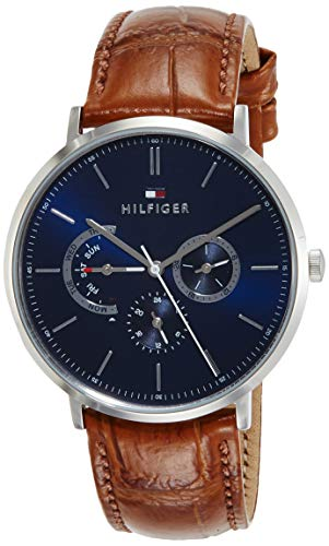 Tommy Hilfiger Analog Blue Dial Men's Watch-TH1710375