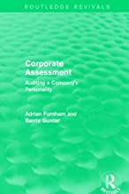 Corporate Assessment: Auditing a Company