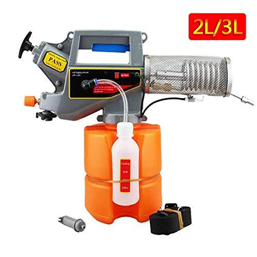 HNSRYLQX 2L / 3L Mini Fogger Thermal einnebelnmaschine Spray Begasung Maschine Prävention Nebelmaschine for Mosquitoes Desinfektion (Color : 2L)