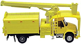 INTERNATIONAL(R) 4300 2-AXLE TRUCK WITH TREE TRIMMER BODY - ASSEMBLED -- YELLOW