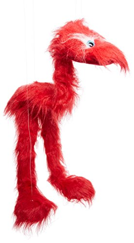Sunny toys 38' Red Jingle Bird Marionette