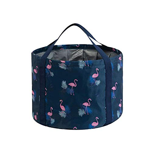 Liuxingyu Collapsible Bucket Folding Bucket Reusable Portable Washing Basin For Camping, Outdoor, Traveling, Fishing, Picnics